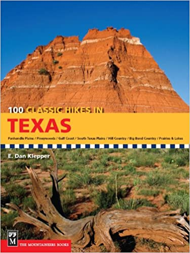 100 Classic Hikes in Texas