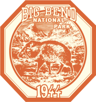 Big Bend Window Sticker