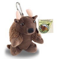 Buddy Bison Plush Toy