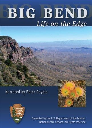 Big Bend: Life On The Edge - DVD